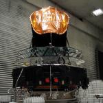 098-Planck standing proud in EMC test