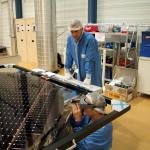 270-Inspection Internal Solar Array